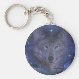 Wolf - Leader of the Pack Keychain