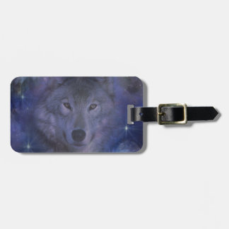 Wolf - Leader of the Pack Luggage Tag