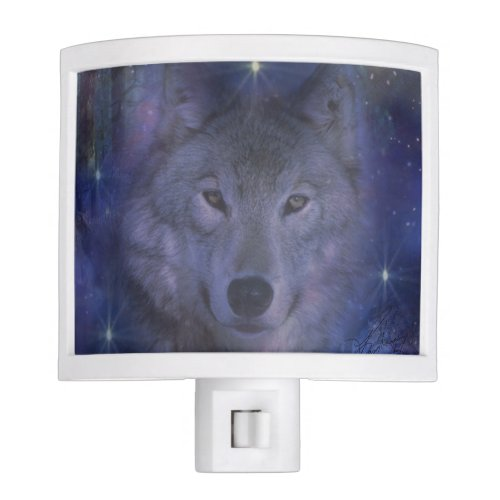 Wolf - Leader of the Pack Night Lights