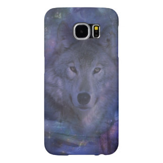 Wolf - Leader of the Pack Samsung Galaxy S6 Case