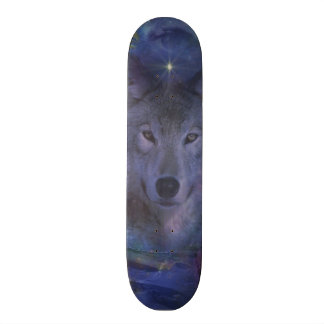 Wolf - Leader of the Pack Skateboard