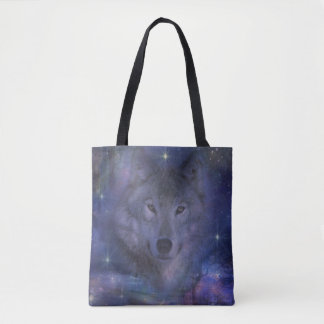 Wolf - Leader of the Pack Tote Bag