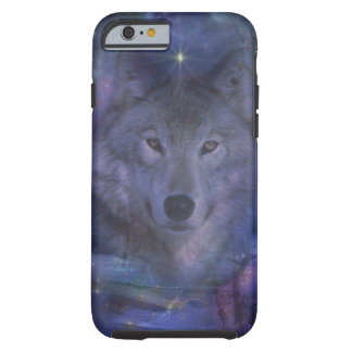Wolf - Leader of the Pack Tough iPhone 6 Case