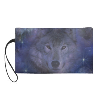 Wolf - Leader of the Pack Wristlet