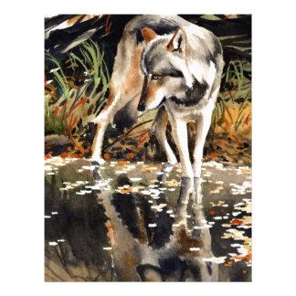 Wolf Letterhead