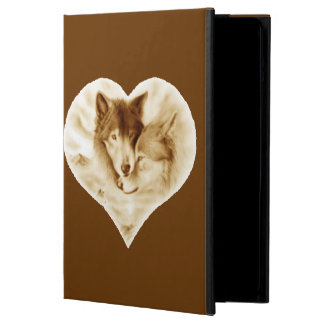 Wolf Love Cover For iPad Air