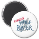 Wolf Lover Magnets