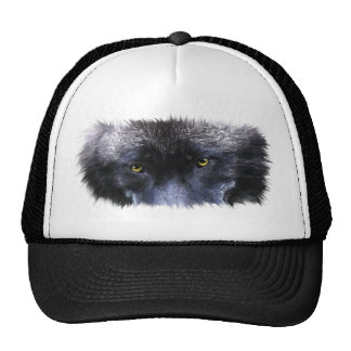 Wolf Lover Wildlife Outdoorsmen Cap Trucker Hat