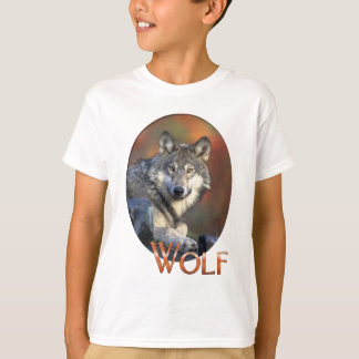 Wolf Lovers Canis Lupis T-Shirt