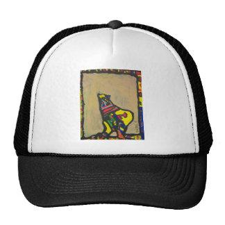 Wolf Mesh Hat