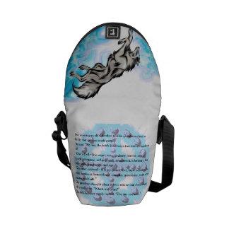 Wolf Messenger Bag LH2012