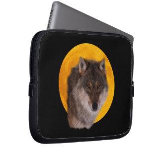 "Wolf moon Electronics Bag  15---17"""
