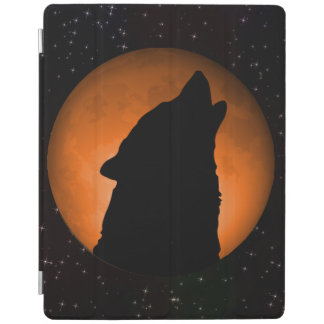 Wolf Moon iPad Smart Cover