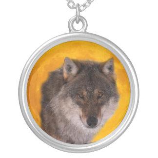 Wolf moon jewelry