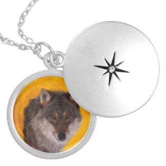 Wolf moon custom jewelry