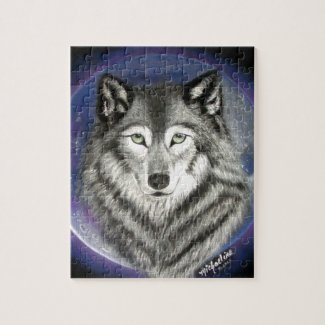 Wolf Moon Puzzle