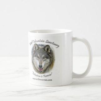 Wolf Mountain Sanctuary - Istas Coffee Mug