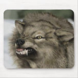 Wolf Mouse Mat