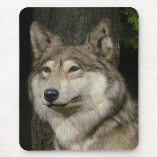 Wolf Mousepad mousepad