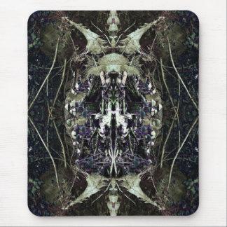 wolf mystique mouse pad