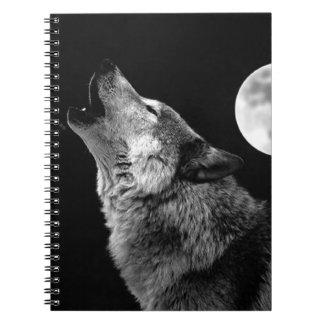 Wolf & Night Notebook