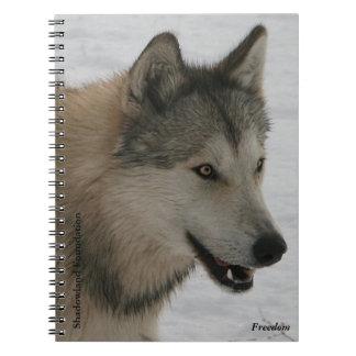 Wolf Notebook
