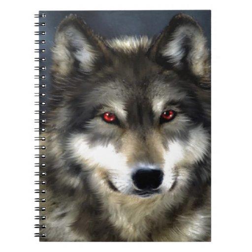 wolf notebooks