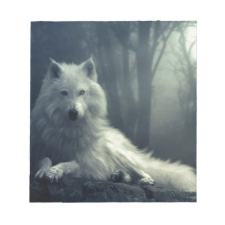 Wolf Memo Note Pads