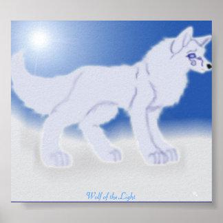 Wolf of the Light - Kiyira Poster