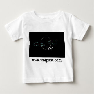 Wolf of the Past infant shirt