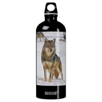 Wolf On Watch SIGG Traveler 1.0L Water Bottle