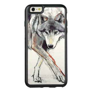 Wolf OtterBox iPhone 6/6s Plus Case