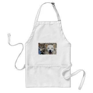 Wolf Pack Apron