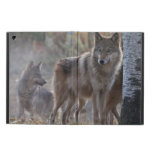 Wolf pack cover for iPad air