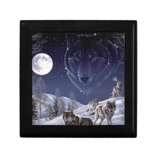 Wolf Pack Gift Box
