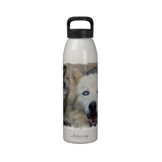 Wolf Pack Water Bottle