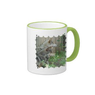 Wolf Pair  Coffee Mug