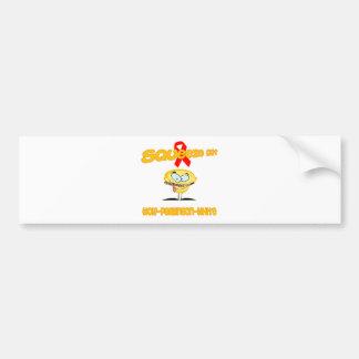Wolf-Parkinson-White Bumper Stickers