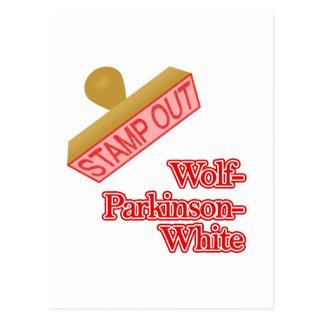 Wolf-Parkinson-White Postcard