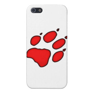 wolf_paw cover for iPhone SE/5/5s