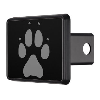 Wolf Paw Trailer Hitch Cover