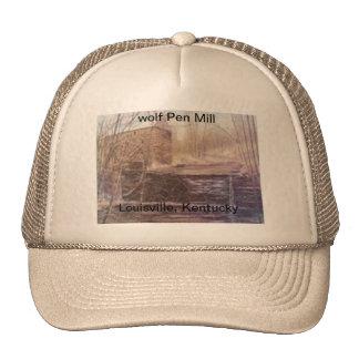 """""""WOLF PEN MILL TRUCKER HAT"""""""