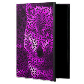 Wolf pink,funky flowers (C) Powis iPad Air 2 Case