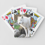 WOLF PLAYING CARD BICYCLE PLAYING CARDS