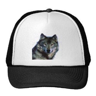 Wolf Portrait Trucker Hat