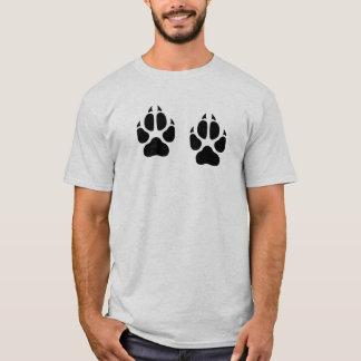 Wolf Prints T-Shirt