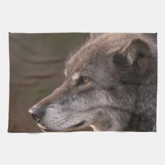 Wolf Profile Kitchen Towel