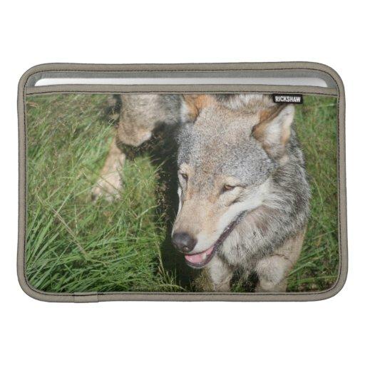 """Wolf Prowl 11"""" MacBook Sleeve"""