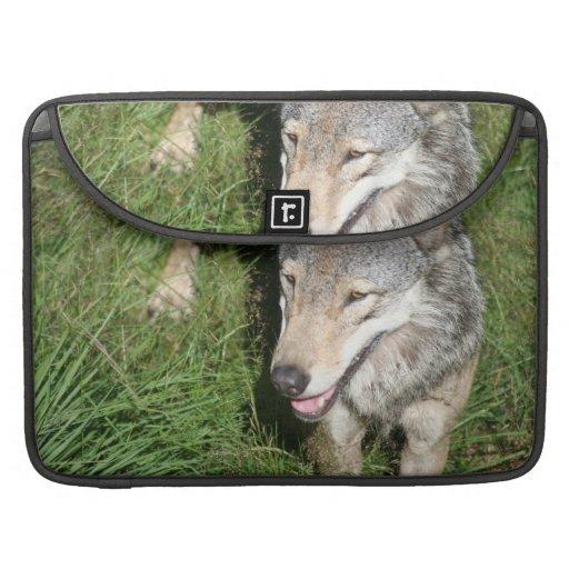 "Wolf Prowl 15"" MacBook Sleeve Sleeve For MacBook Pro"