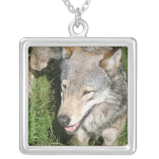 Wolf Prowl Necklace